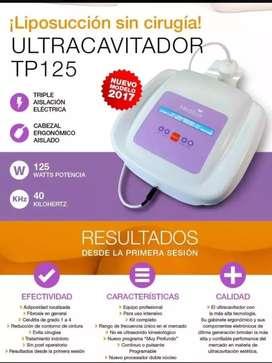 Ultracavitador medibas tp125 como nuevo practicamente sin uso. Uso profesional/doméstico