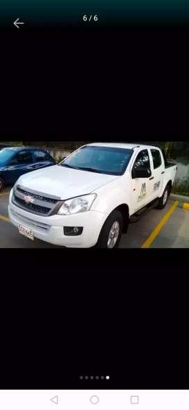 Vendo excelente Chevrolet Luv Dimax modelo 2015