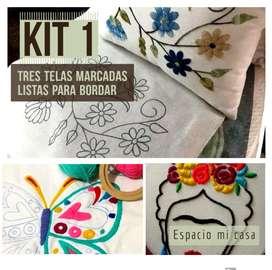 Kit de Bordado Mexicano