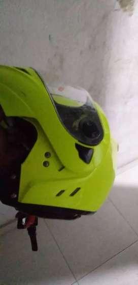 Vendo casco original perfecto estado una semana de uso