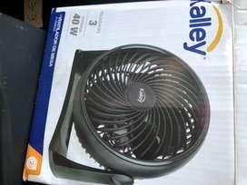 Vendo ventilador de mesa lo use solo una vez