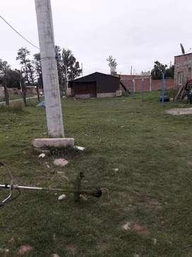 Vendo terreno en los Aguirre