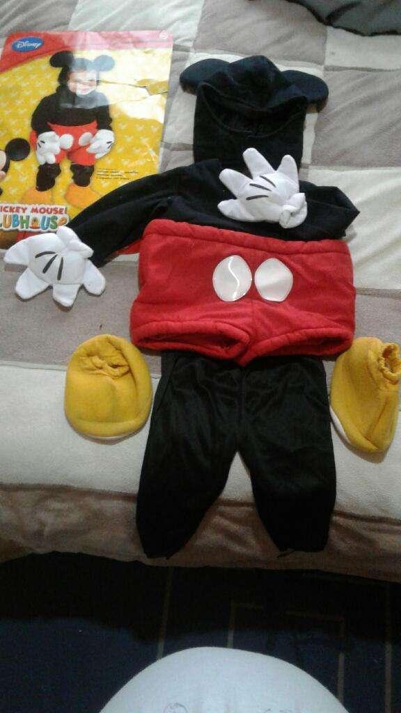 Disfraz Mickey 0