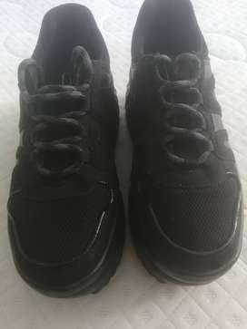 Zapatos plataforma Bershka