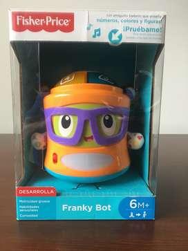 Fisher Price - Franky Bot