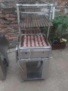 Parrilla a Gas