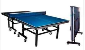 Mesa de PingPong Tenis de Mesa Sportfitness 18 mm Ping Pong Promocion Medidas Reglamentarias Plegable