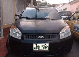 Fiesta power 2008