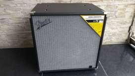 Cabina de Bajo Fender Rumble 112 de 250w nueva