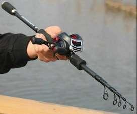 Usado, Caña de pescar telescópica de baitcasting XUANTIANSAN de 2,40 mts. segunda mano  Glew, Buenos Aires