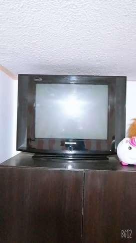 Televisor negro