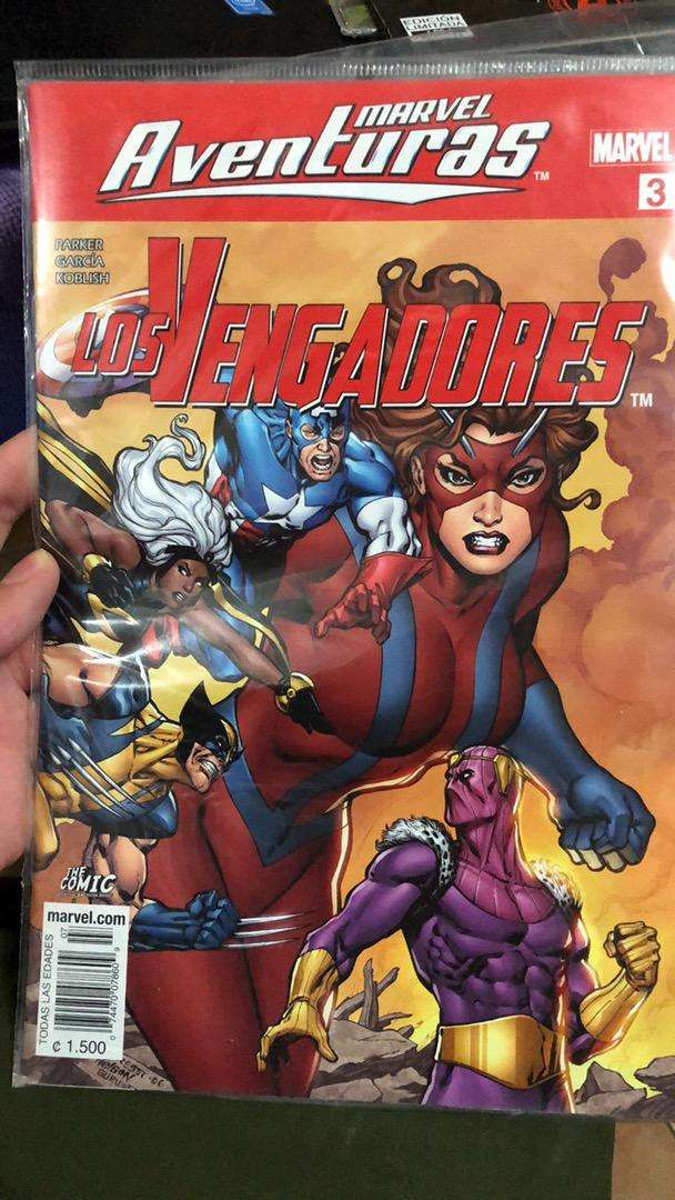 Marvel Comics 0