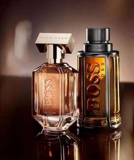 Perfume Hugo boss the Scent