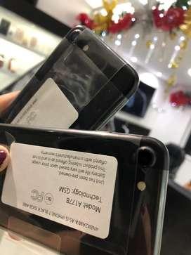 iPhone 7 Negro Mate, Estado 10/10