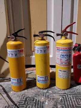 Vendo Extintores