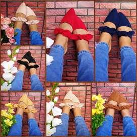 Zapatos de todo tipo