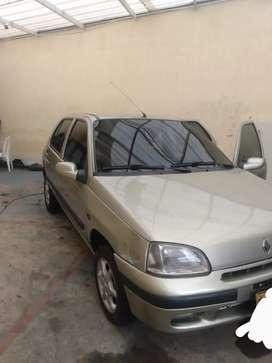 Renault Clio modelo 98 excelente