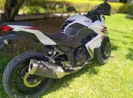Kawasaki z250 bicilindrica