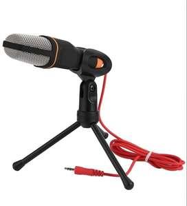 microfono condensador sf666 para estudios de grabacion,skype,youtubers