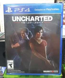 Uncharted legacy