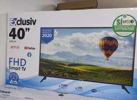 """TV de 40"""" Smartv - Exclusiv"""