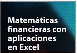 clases Matematicas FINANCIERAS excel !!!