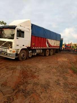 Volvo f12 Torton camion