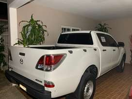 4x4 Mazda Bt-50 2016   Doble cabina  impecable