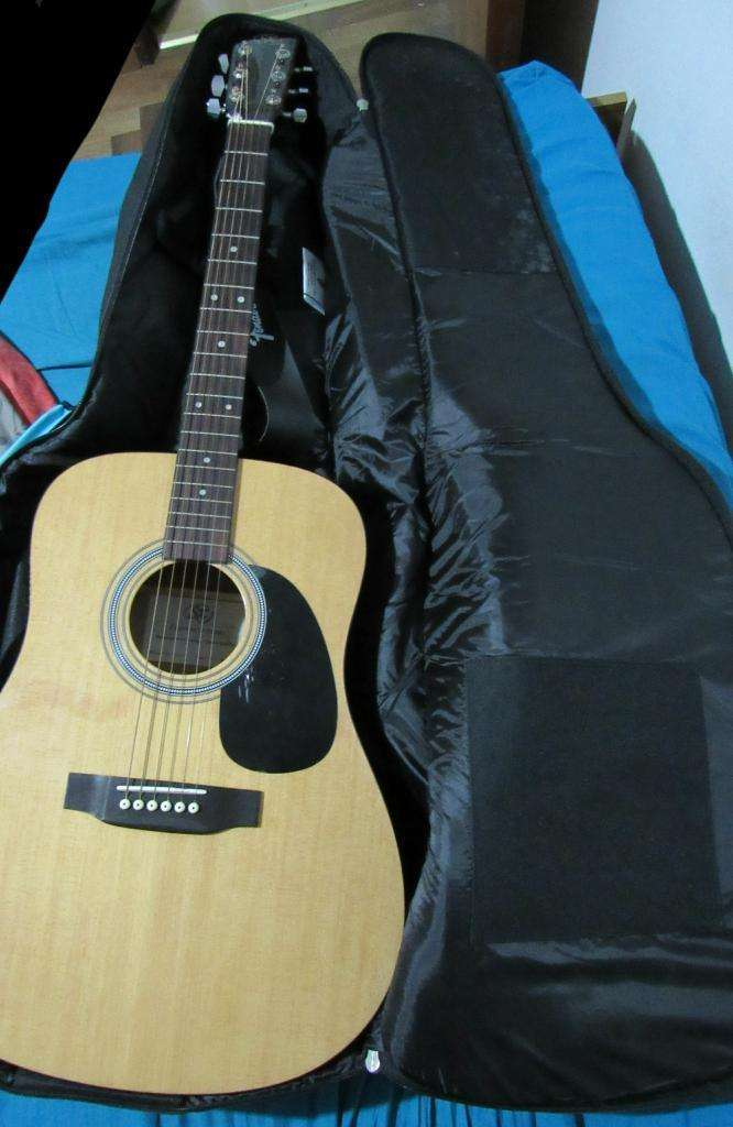 Vendo Guitarra Electro Acústica 0