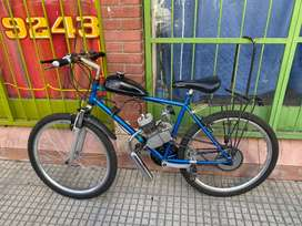 Bici moto muy bien cuidada