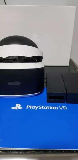 Casco de realidad virtual VR