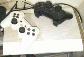 PlayStation PS3 Color blanco