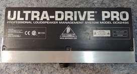 Procesador Para Bafles, Behringer Ultradrive