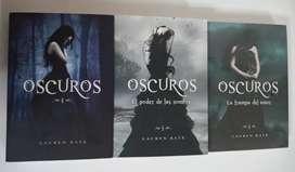 Libros Oscuros de Lauren Kate