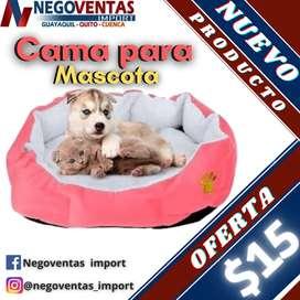 CAMA DE MASCOTAS EN OFERTA ÚNICA DE NEGOVENTAS
