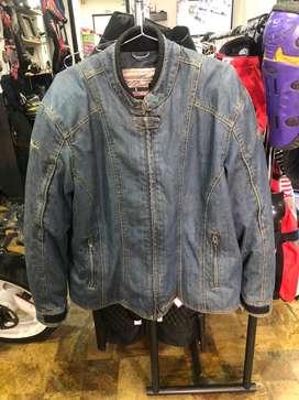 Cortech chaqueta mujer en jean talla XL