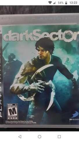 Vendo vídeo juego para Playstation 3 dark sector