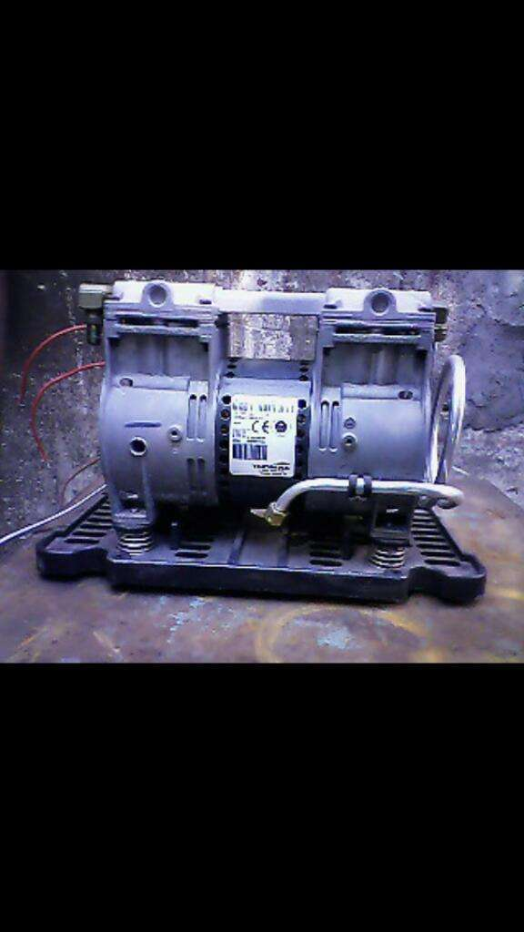 Compresor Thomas Aire Limpio 0.5 Hp
