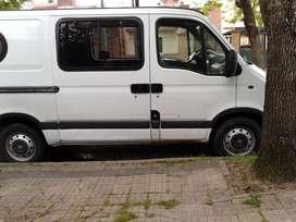 Vendo Renault Master 2.8 diesel año 2004