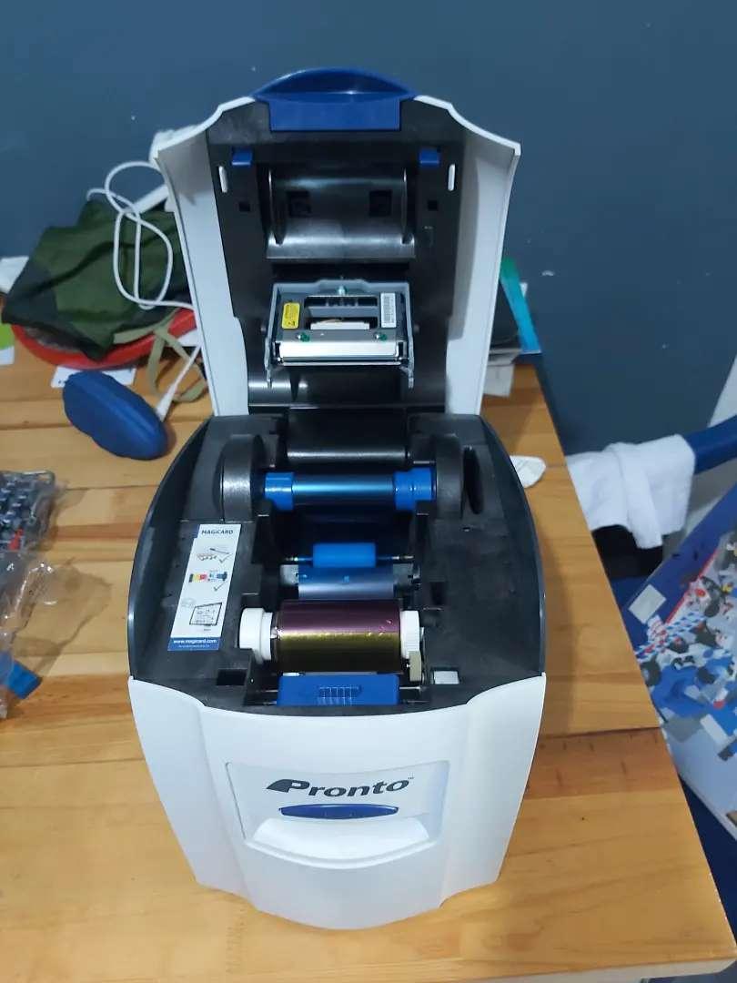 Impresora para carnet magicar pronto usada 0