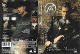 Alejandro Fernandez - La Trayectoria (DVD Original)