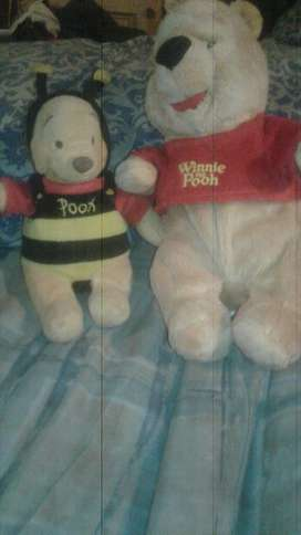 Peluches de Winnie Pooh