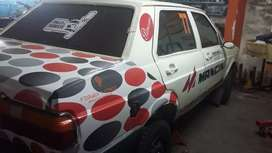 Senda rally N7