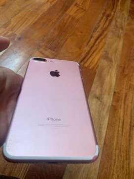 Vendo iphone 7plus 128gb