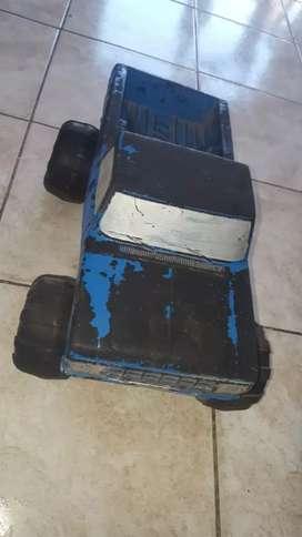 Camión duravit antiguo