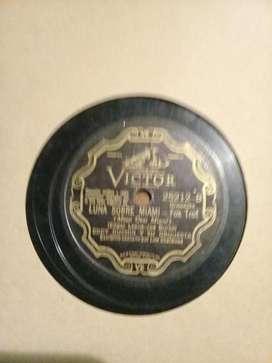 Eddy Duchin Disco de pasta 78 revoluciones usado