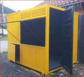 Container Caseta Contenedor