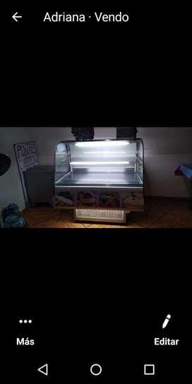 Refrigerador panoramico