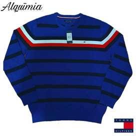 Suéter para Caballero Tommy Hilfiger.
