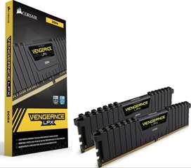 Memoria 16gb Ddr4 A 3200 Mhz (2*8)